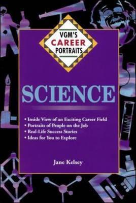 Science - VGM's Career Portraits (Hardback)
