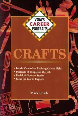Crafts - VGM's Career Portraits (Hardback)