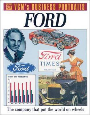 VGM's Business Portraits: Ford - VGM's Business Portraits (Hardback)