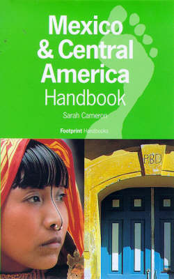 Mexico and Central America Handbook (Paperback)