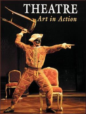Theatre: Art in Action - Debate Series (Hardback)