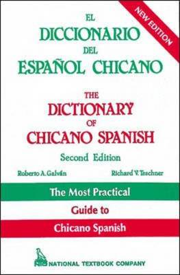 The Dictionary of Chicano Spanish (Paperback)