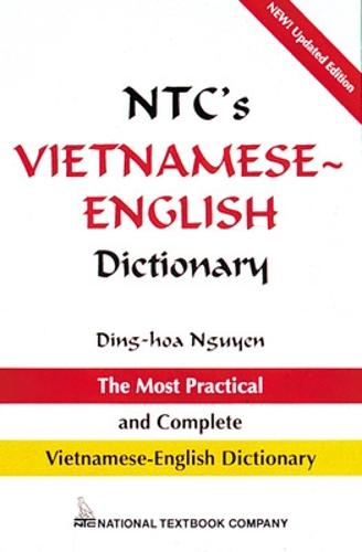 NTC's Vietnamese-English Dictionary (Paperback)