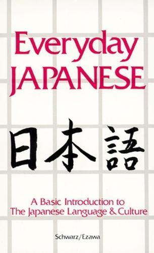 Everyday Japanese (Paperback)