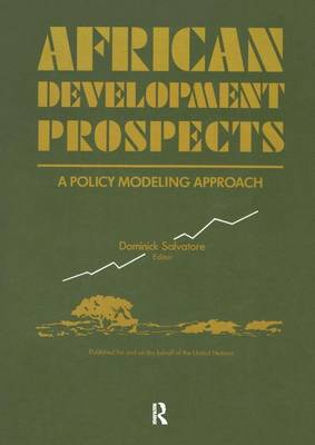 African Development Prospects: A Policy Modelling Approach (Hardback)