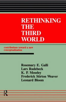 Rethinking the Third World: Contributions Toward a New Conceptualization (Paperback)