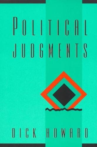 Political Judgments (Paperback)