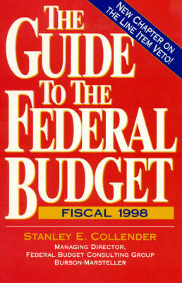 The Guide to the Federal Budget: Fiscal 1997 (Annual) (Paperback)