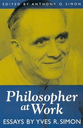 Philosopher at Work (Paperback)