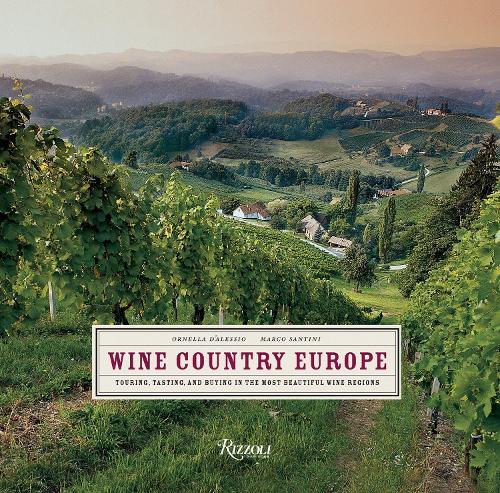 Wine Country Europe (Hardback)