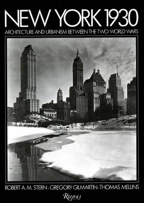 New York 1930: Architecture Between the Two World Wars (Hardback)