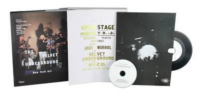 Velvet Underground: A New York Art (Hardback)