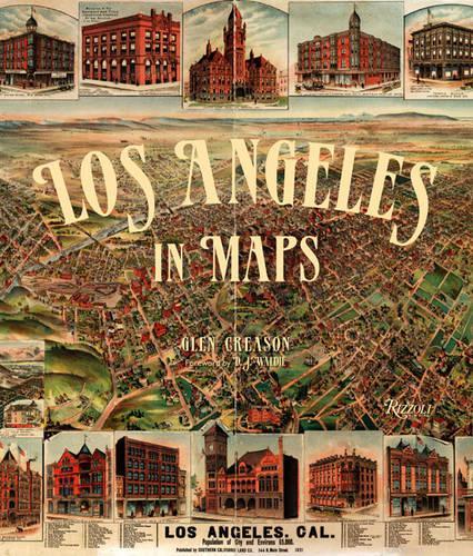 Los Angeles in Maps (Hardback)