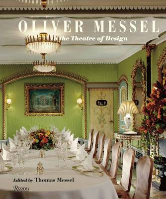 Oliver Messel: In the Theatre of Design (Hardback)