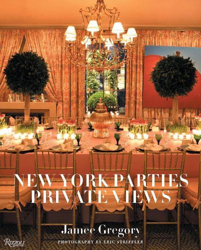 New York Parties (Hardback)
