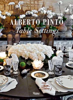 Alberto Pinto: Table Settings (Hardback)