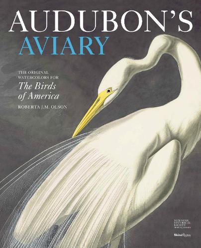 Audubon's Aviary: the Original Watercolors for the Birds of America (Hardback)
