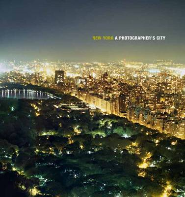 New York: A Photographer's City (Hardback)