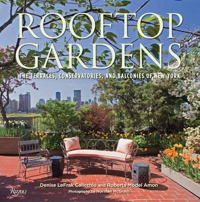 Rooftop Gardens (Hardback)