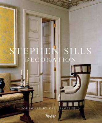Stephen Sills: Decoration (Hardback)