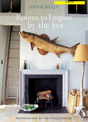 Rooms to Inspire by the Sea (Hardback)