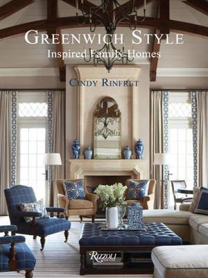 Greenwich Style: Inspired Family Homes (Hardback)