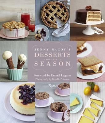 Jenny Mccoy's Desserts for Every Season (Hardback)
