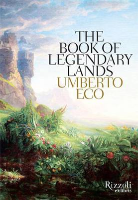 The Book of Legendary Lands (Hardback)