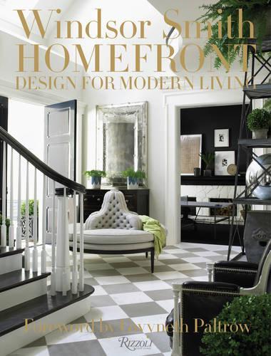 Windsor Smith Homefront: Rooms for Living (Hardback)
