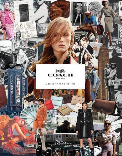 Coach: A History of New York Cool (Hardback)