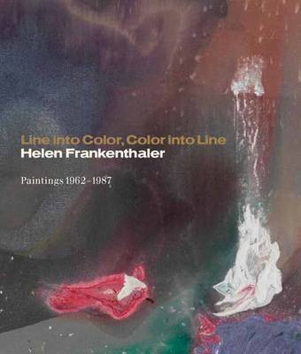Line Into Color, Color Into Line (Hardback)