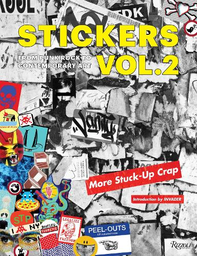 Stickers 2: More Stuck-Up Crap (Paperback)