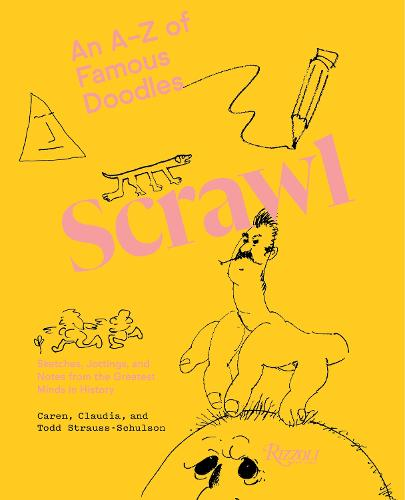 Scrawl: An A to Z of Famous Doodles (Hardback)
