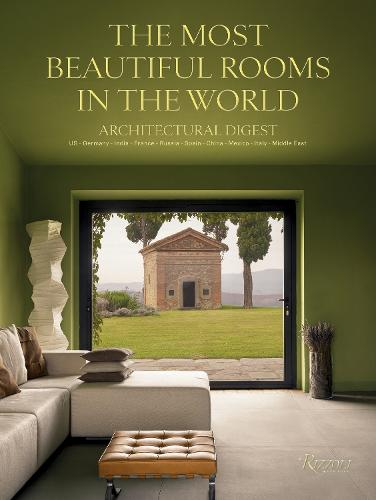 Architectural Digest: The Most Beautiful Rooms In The World (Hardback)