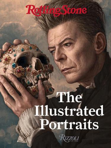 Rolling Stone: The Illustrated Portraits (Hardback)