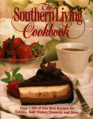 "The "" Southern Living Cookbook: From the Foods Staff of Southern Living Magazine (Paperback)"