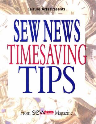 """Sew News"" Timesaving Tips (Hardback)"