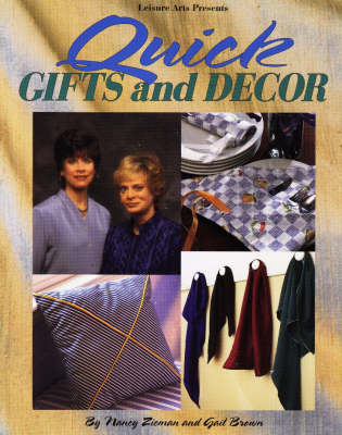 Quick Gifts and Decor (Paperback)