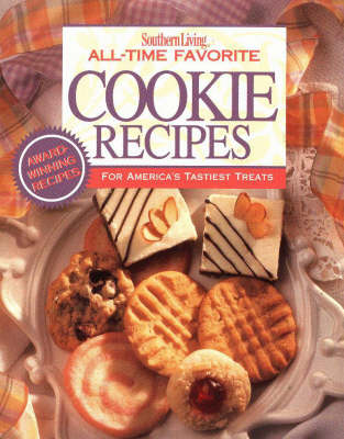 All-time Favourite Cookie Recipes (Paperback)