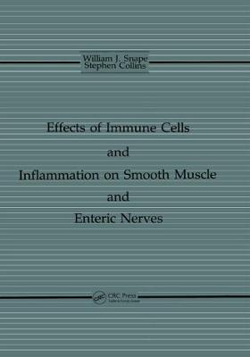 The Effects of Immune Cells and Inflammation On Smooth Muscle and Enteric Nerves (Hardback)