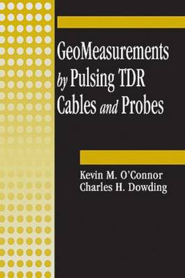 GeoMeasurements by Pulsing TDR Cables and Probes (Hardback)