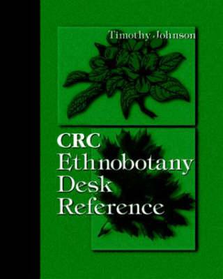 Ethnobotany Desk Reference (Hardback)