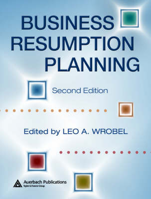 Business Resumption Planning (Hardback)