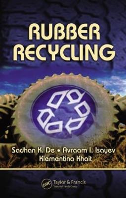 Rubber Recycling (Hardback)