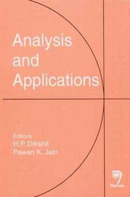 Analysis and Applications (Hardback)