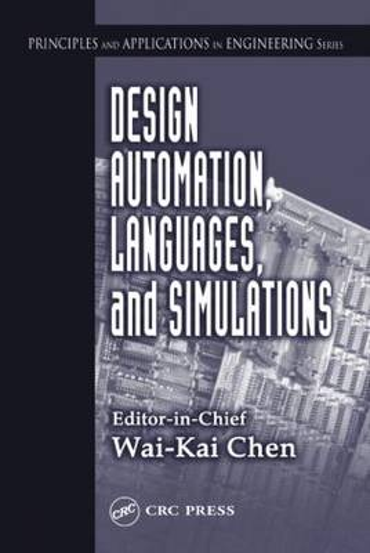 Design Automation, Languages, and Simulations (Hardback)