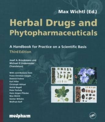Herbal Drugs and Phytopharmaceuticals, Third Edition (Hardback)