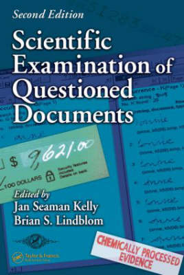 Scientific Examination of Questioned Documents, Second Edition - Forensic and Police Science Series (Hardback)