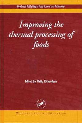 Improving the thermal processing of foods (Hardback)