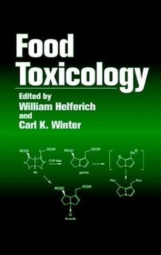Food Toxicology (Hardback)